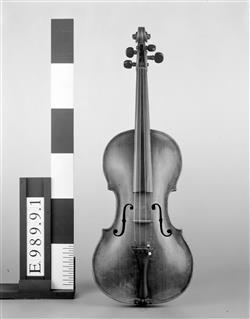 Violon | Claude-François I Vuillaume