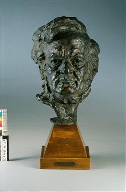 Buste de Richard Wagner | Jouant, Jules