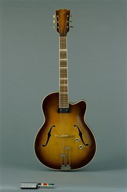 Guitare électrique | Jacques Favino