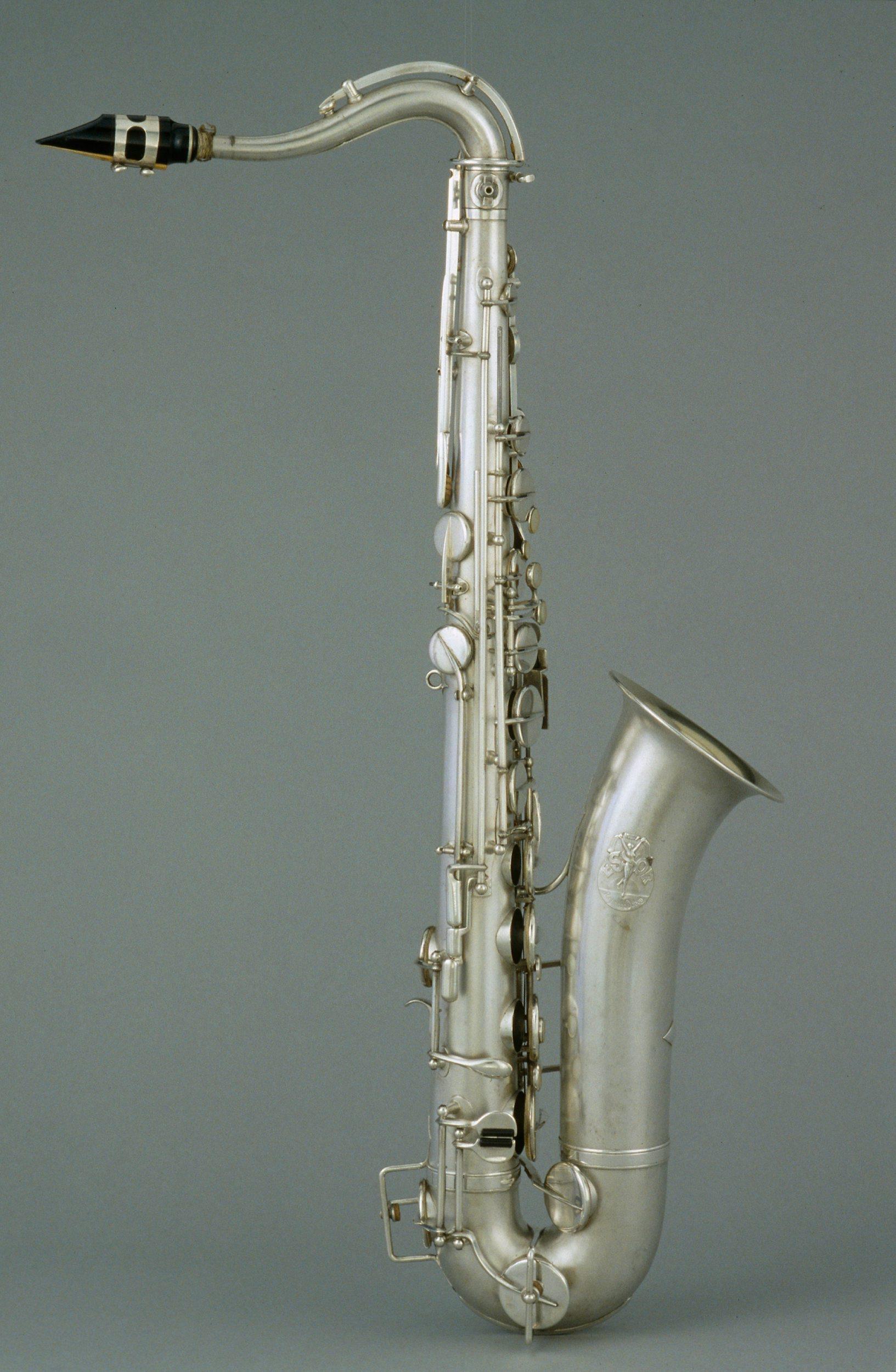 Saxophone ténor | Raymond Dubois