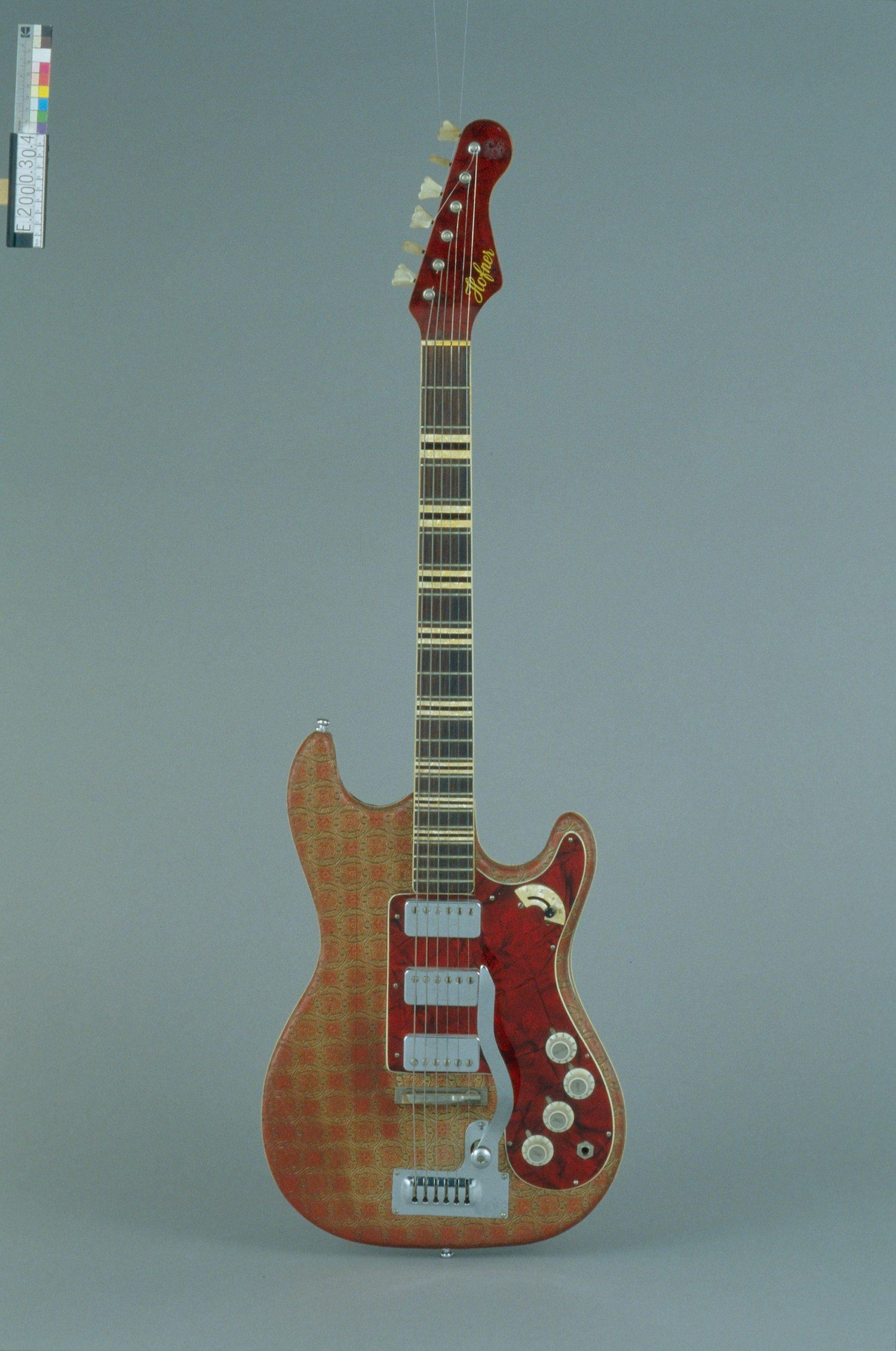 Guitare électrique modèle 173 | Höfner