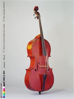 Contrebasse à trois cordes | Jean-Baptiste Vuillaume