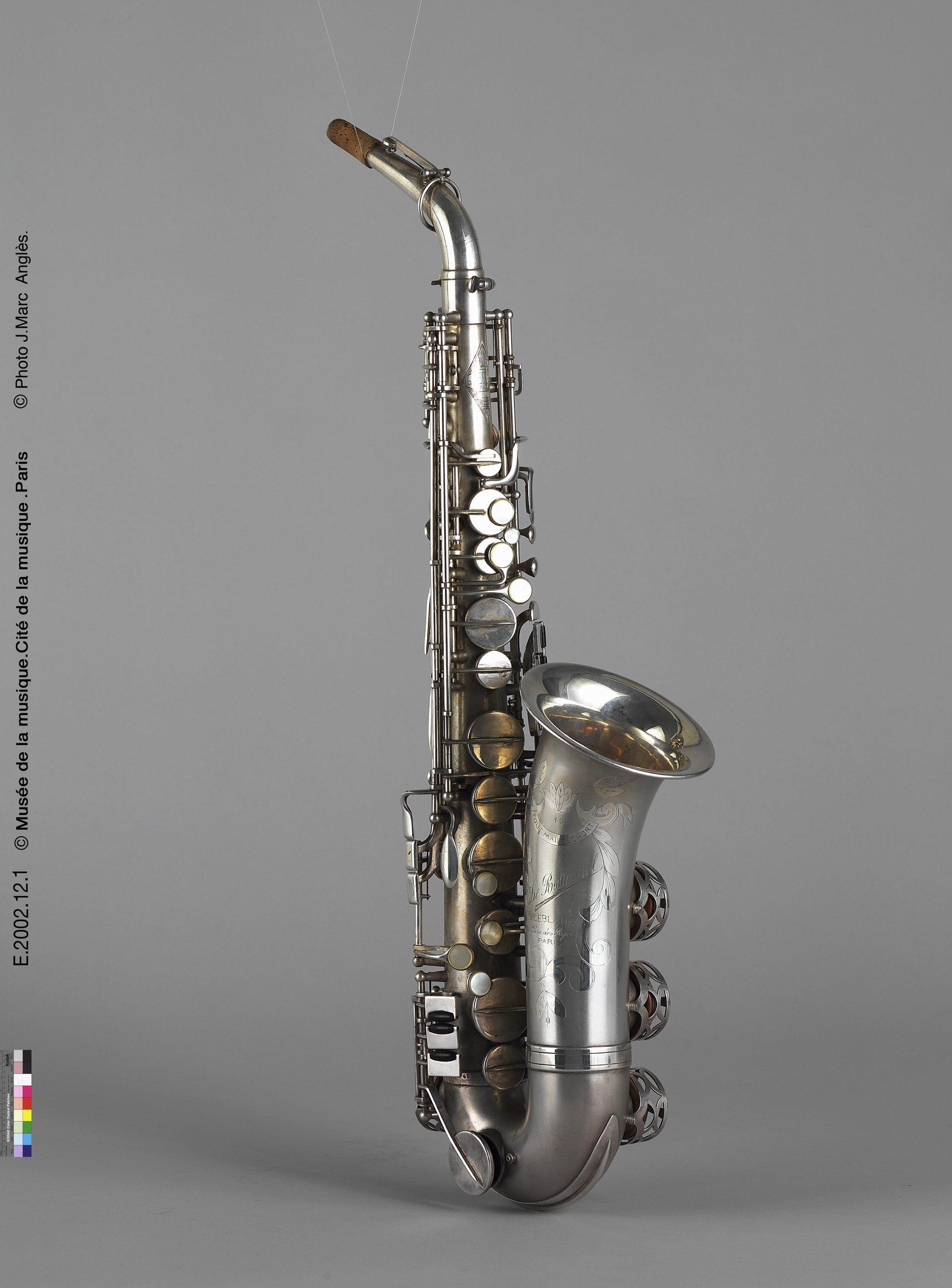 Saxophone alto en mi b | Georges Leblanc