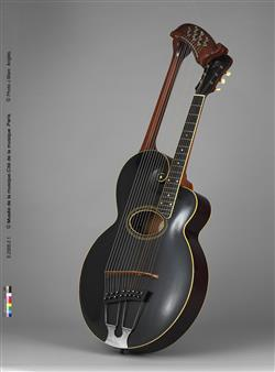 Guitare-harpe | Gibson
