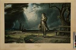 Portrait de Ludwig van Beethoven (1770-1827) | Schweninger, Carl