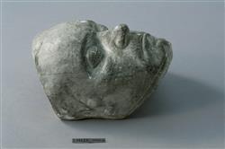 Masque du vivant de Beethoven (1770-1827) | Anonyme