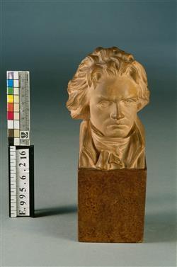 Buste de Ludwig van Beethoven (1770-1827) | Ecole française