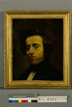 Portrait de Frédéric Chopin (1810-1849) | Couture, Thomas