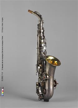 Saxophone alto en mi b | Ferdinand August Buescher