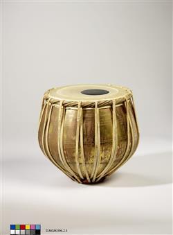 "Timbale métallique ""bayan""   Lahore music house"