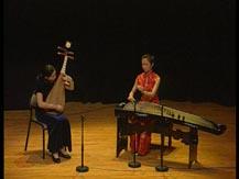 La voix du dragon. Chine, musique classique sur instruments traditionnels. Le continent des solidaires | Qing Yang