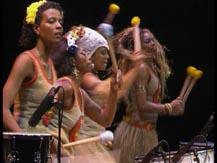 MPB Musique populaire brésilienne. Bahia, l'art de la fête : Dida Banda Feminina | Gilberto Gil