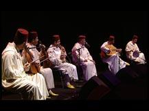 La grande nouba. La tradition andalouse marocaine (Rabat). Mohamed Bajeddoub et l'ensemble Chabab Al Andalouss | Mohammed Bajeddoub