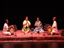 L'Inde, 24 heures autour du Raga : la nuit. Inde du Sud : musique rituelle des temples | Sheik Meera, Saheb