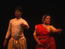 L'Inde, 24 heures du Rava : le jour. Inde du Nord : Danse kathak de Jaïpur | Ajay Rathore