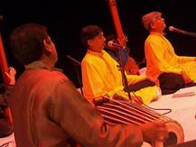 L'Inde, 24 heures du Raga : le jour. Inde du Nord : Chant Dhrupad | Ramakant Gundecha
