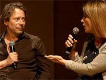 Rencontre avec Mathieu Amalric et Clémentine Deroudille dans le cadre de l'exposition Barbara | Mathieu Amalric